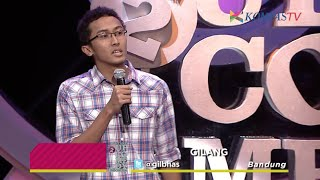 Video Gilang Bhaskara: Fans Labil (SUCI 2 Show 6) MP3, 3GP, MP4, WEBM, AVI, FLV Desember 2017