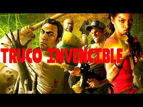 Left 4 Dead 2 - Trucos: Ser invencible creando lag. Glitch Bug Hack L4D 2
