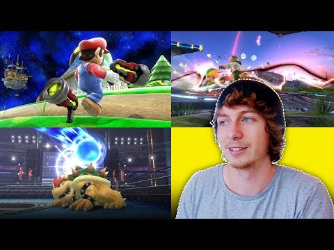 nintendo 3ds news - http://3dsrumors.com More Smash Bros. Screenshots + Capcom Mutiny! * Here's the stories mentioned in this video: More screenshots from Smash Bros. http://3ds...