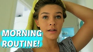 Today Emma does her get ready with me back to school morning routine! She struggles to get up and get going remember this is...