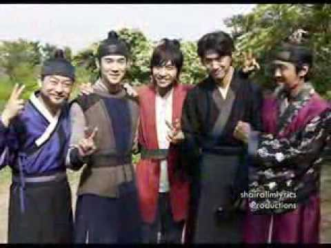 Gu Family Book - Behind The Scene Pt. 2