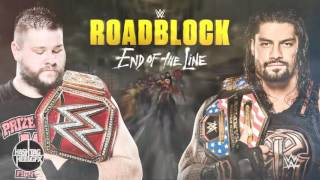 Nonton 2016  Wwe Roadblock  End Of The Line Official Theme Song Film Subtitle Indonesia Streaming Movie Download