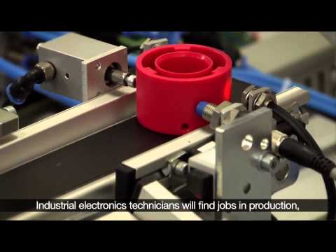 Industrial Electronics Technology  (English Subtitles)