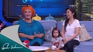 Ngobrol seru bersama Dewi Hughes dan si kecil Ayasha Putri