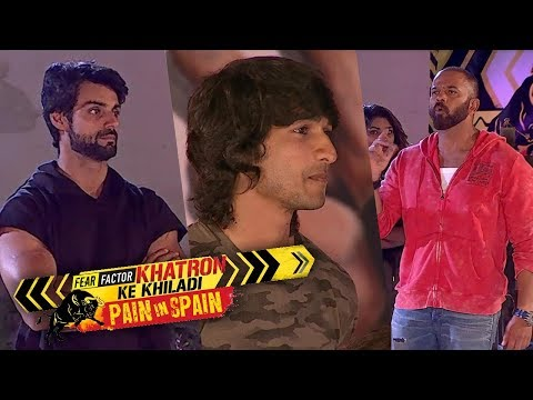 Khatron Ke Khiladi | Episode 13 | ANGRY Rohit Shetty shouts at Karan and Shantanu | 3 Sep