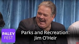 Parks and Recreation - Jim O'Heir Hopes Jerry Won't Retire