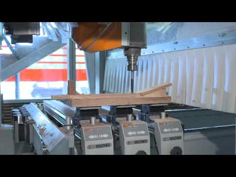 Holz-Her 5 axis CNC Promaster