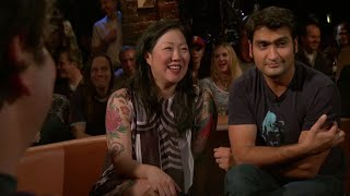 Video Kumail Nanjiani on Being an Immigrant Comedian in America (feat. Margaret Cho) MP3, 3GP, MP4, WEBM, AVI, FLV Oktober 2018