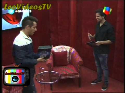 Matias y Francisco entraron al cuarto rojo GH 2015 #GH2015 #GranHermano