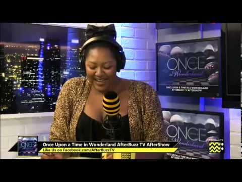 """Once Upon A Time In Wonderland After Show Season 1 Episode 9 """"Nothing To Fear""""   AfterBuzz TV"""