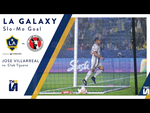 Video: Jose Villareal opens the tally on 2017 | SLO-MO GOAL