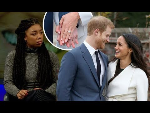 'If Meghan Markle had darker skin there would NOT be a wedding' – BBC guest blasts Royals