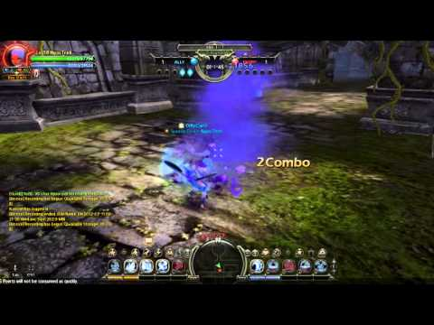 Dragon Nest T4 Dark Summoner vs Selena