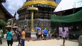 Lampang Luang Thailand  City pictures : Wat Phra That Lampang Luang(3) Lampang Thailand