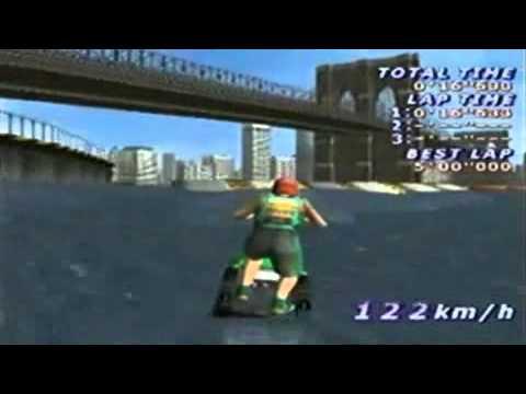 Surf Rocket Racer Dreamcast