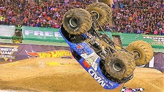Nonton Best Of Monster Trucks 2018   Grave Digger  Superman  Maximum Destruction  Batman Film Subtitle Indonesia Streaming Movie Download