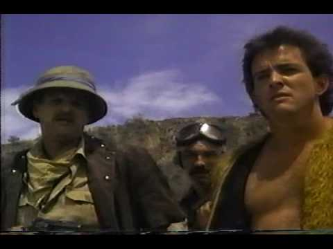 Dune Warriors - Mark's scene