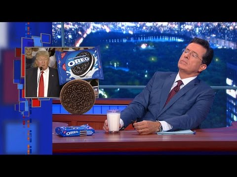 "Colbert slams media blackout. ""Someone on TV should have a modicum of dignity and it could be me."" Will Bernie finally get the coverage he deserves?"