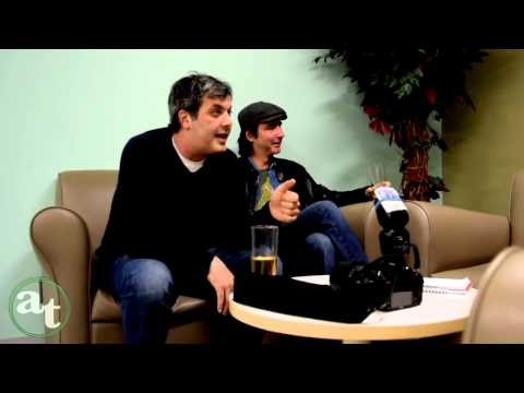 FULL INTERVIEW   Kenny Hotz and Spencer Rice (From Kenny vs. Spenny)