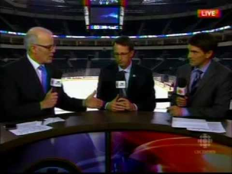 CBWT - Winnipeg Jets Post Game Show (October 9, 2011)