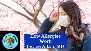 Allergies can cause sneezing, itching, watery eyes and even difficulty breathing in the worst cases. Learn why these allergy symptoms appear. Hosted by Joe Alton, MD, of https://www.doomandbloom.net/https://twitter.com/preppershowhttp://store.doomandbloom.net/https://www.facebook.com/groups/survivalmedicinedrbonesandnurseamy/