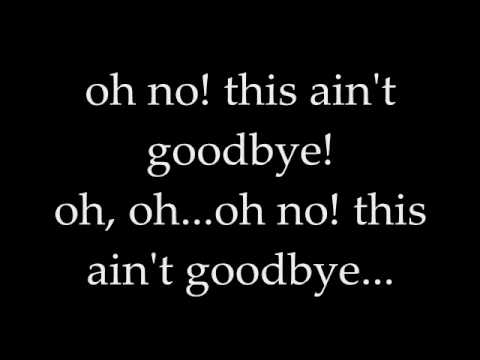 Train - this ain't goodbye