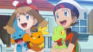 Video Pokemon Omega Ruby Version & Pokemon Alpha Sapphire Version - Animated Trailer MP3, 3GP, MP4, WEBM, AVI, FLV Juli 2018