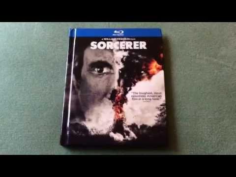 Sorcerer (1977) Blu-ray Digibook Unboxing