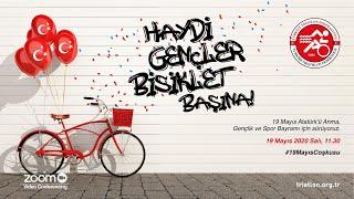 19 Mayıs Atatürk'ü Anma, Gençlik ve Spor Bayramı Özel Sürüşü