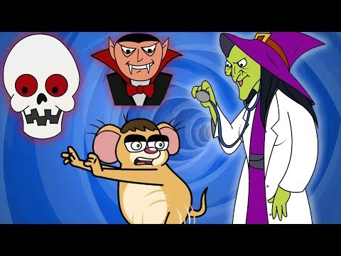 Rat-A-Tat |'Doctor Witch + Don & Friends Scary Real Ghosts Comp'| Chotoonz Kids Funny Cartoon Videos - Thời lượng: 58 phút.