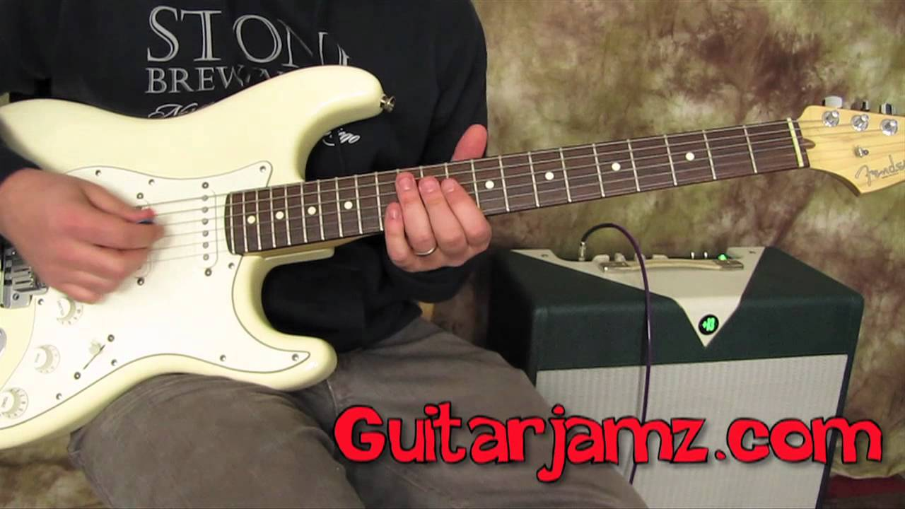 guitar scales lessons – mixolydian mode – scales – blues rock jazz fusion licks