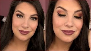 MAKEUP PLAYTIME! Trying New Stuff. Autumn Glam! by Beauty Broadcast