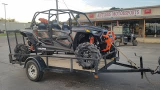 6. 2019 Polaris RZR 1000 xp4 High Lifter Edition