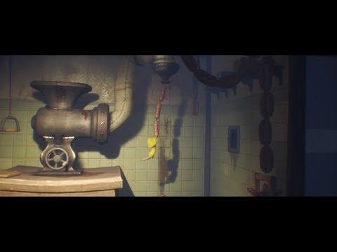 Trailer pour l'édition complète sur Switch de Little Nightmares