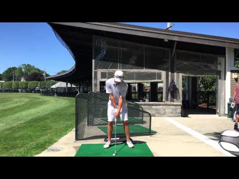 2019 College Golf Prospect Andrew Giacchetto