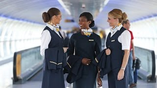 Thomas Cook Group Airlines new uniform