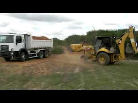 Estradas da zona rural de Itaporanga recebem melhorias