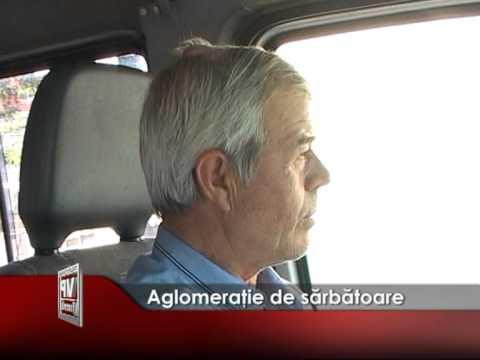 AGLOMERATIE DE SARBATOARE
