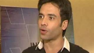 Tusshar Kapoor at Times Moto Quiz