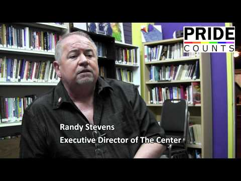 Pride Counts to Randy Stevens
