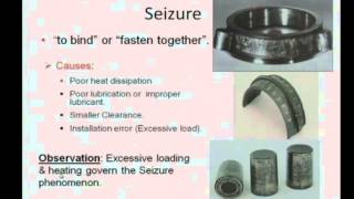 Mod-03 Lec-08 Wear Mechanisms