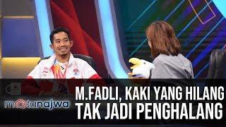 Video Mata Najwa - Para Inspirasi: M.Fadli, Kaki Yang Hilang Tak Jadi Penghalang  (Part 4) MP3, 3GP, MP4, WEBM, AVI, FLV Oktober 2018