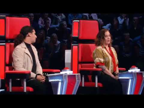 """Anouk stuurt 2 eigen deelnemers weg in The Battles!"" - The Voice Of Holland"