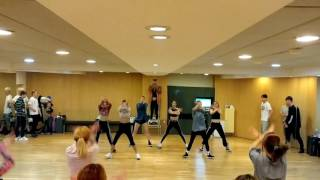 PSY - NEW FACE (Dance Practice) mirror mode