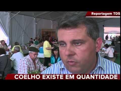 FEIRA DA CAÇA EM MÉRTOLA: JORGE ROSA EM ENTREVISTA