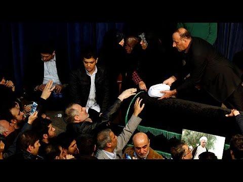 Ιράν: Το τελευταίο αντίο στον Ακμπάρ Χασεμί Ραφσαντζανί
