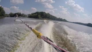 6. Sea Doo Wake Pro 215 Wakeboarding (Tar River, NC)