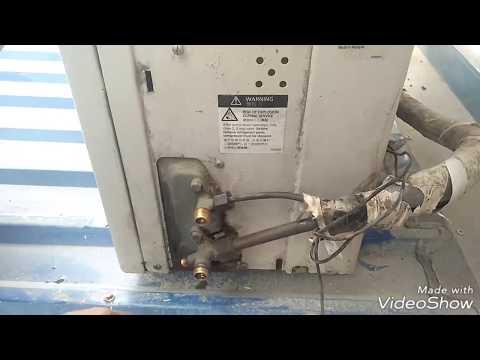 Thao Tác Để Tháo Khóa Ga Di Dời và Lắp Đặt Lại Cục Nóng và Cục Lạnh Cho Máy Lạnh Gia Đình