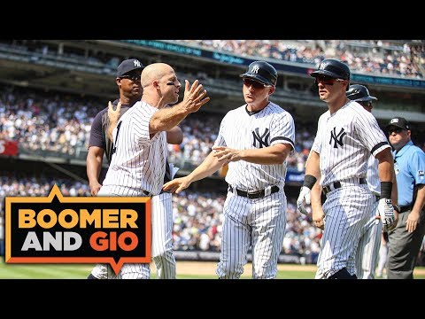 Video: Are the Yankees being TARGETED by umpires? | Boomer & Gio