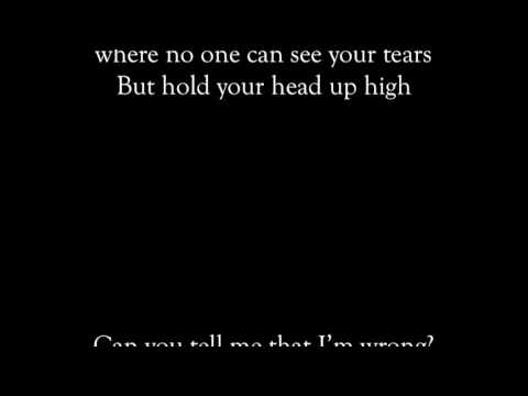 Nomy (Official) - Hold your head up high / Lyrics